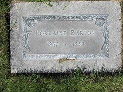 Lorraine Barton