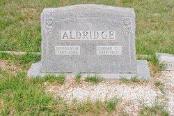 Douglas David Aldridge