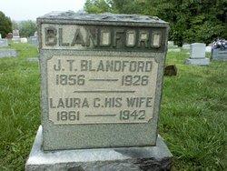 Laura C <I>McDonald</I> Blandford