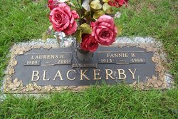 Fannie Bell <I>Carr</I> Blackerby