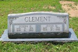 Jessie Mae <I>Smith</I> Clement