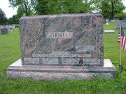 """Blanche M """"Mattie"""" <I>Shafer</I> Cornell"""
