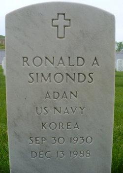 Ronald Adelbert Simonds