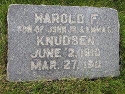 Howard Frank Knudsen