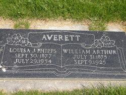William Arthur Averett