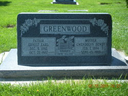 Gwendolyn Greenwood