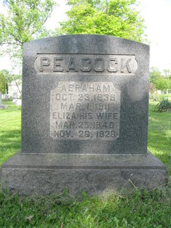 Abraham Peacock