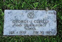George J Cupelli