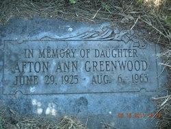 Afton Greenwood