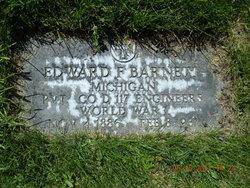 Edward Fletcher Barnett