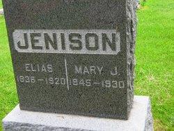 Mary J <I>Richie</I> Jenison