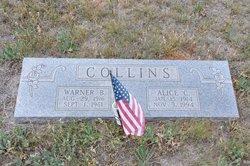 Alice Columbia <I>Young</I> Collins