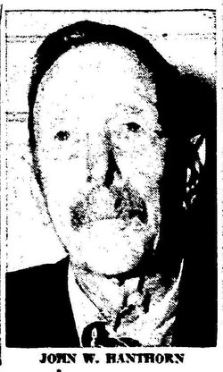 John Wesley Hanthorn