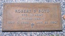 Robert Stanley Boyd, Sr