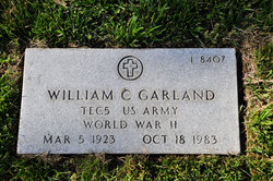 William C Garland