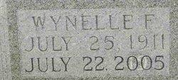 Wynelle <I>Fraser</I> Jones