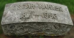 Oscar Kahler