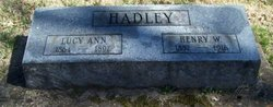 Lucy Ann <I>Kepler</I> Hadley