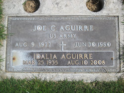 Joe C. Aguirre