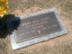 Jerry Ben Jones