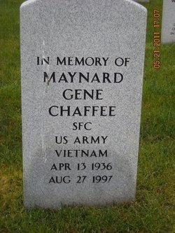 Maynard Gene Chaffee