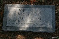 Joel Alsup