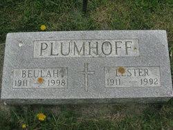 Beulah A. <I>Jorgensen</I> Plumhoff