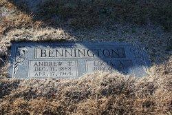 Andrew T Bennington