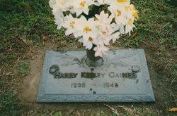Harry Keeley Gaines