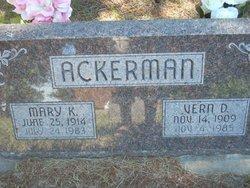Vern D. Ackerman
