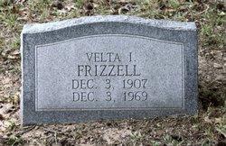 Velta Irene <I>Owens</I> Frizzell