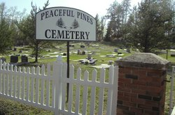 Peaceful Pines Cemetery