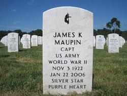 """James K. """"Jim"""" Maupin"""