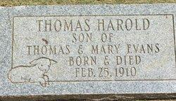 Thomas Harold Evans