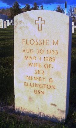 Flossie <I>Martinez</I> Ellington