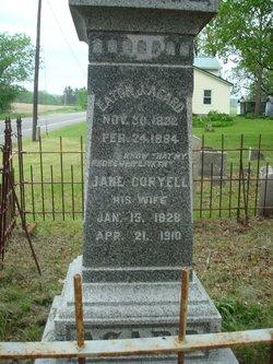 Jane <I>Coryell</I> Agard