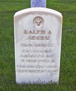 PFC Ralph A Abreu