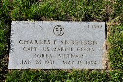 """Charles F """"Andy"""" Anderson"""