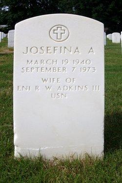 Josefina A Adkins