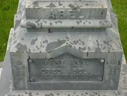 Mary Ann <I>Sheehy</I> Abel