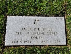 Jack Billings