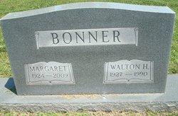 Margaret Iona <I>Ratcliff</I> Bonner