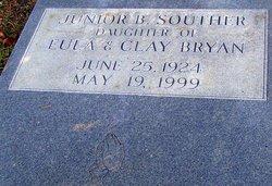 Junior <I>Bryan</I> Souther