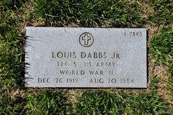 Louis Dabbs, Jr