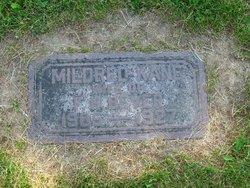 Mildred <I>Kane</I> Bever