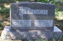 Mary C French