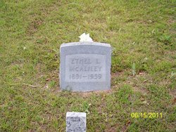 Ethel Lamar McAliley