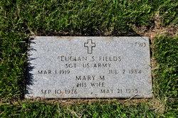 Mary M Fields
