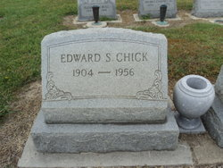 Edward St Clair Chick