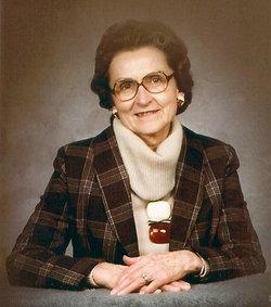 Ethel Oneita Estelle <I>Lauterbach</I> Sellman